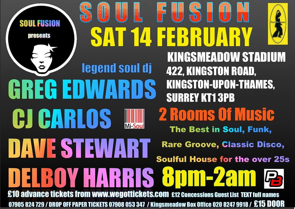 SoulFusion Event